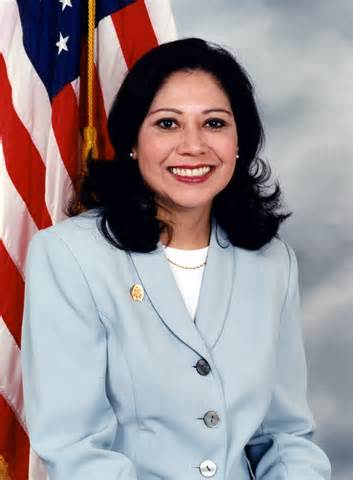 Hilda Solis is the former Secretary of Labor and earned her MPA from the University of Southern California.