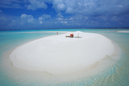 Island- Maldives from IDEE PER VIAGGIARE flickr.com