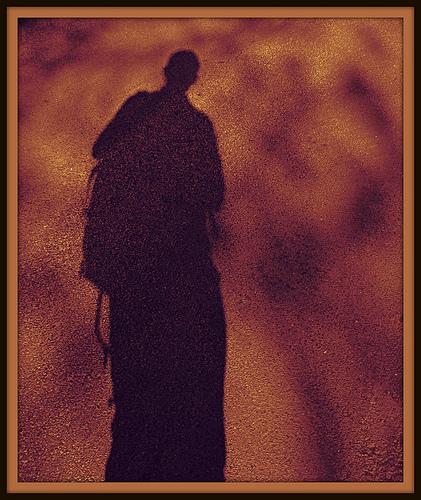I am a man that walks behind from Darren Giddins flickr.com