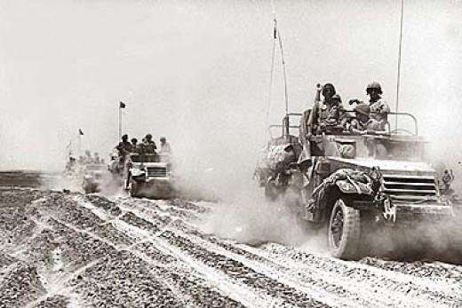 Six Day War, 1967