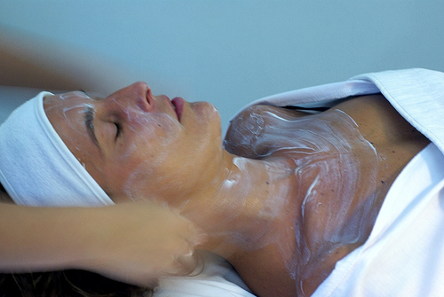The Oil Method is like giving yourself a facial at home.