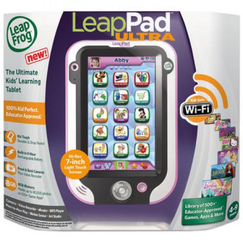 LeapPad Ultra Pink