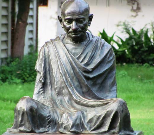 Gandhi Ashram at Ahmedabad
