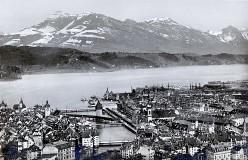 Lucerne and the Rigi