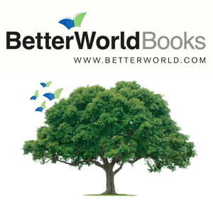 Better World Books helps the Environment
