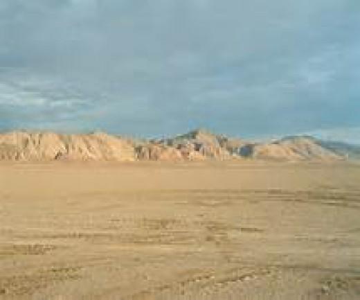 The Black Rock Desert