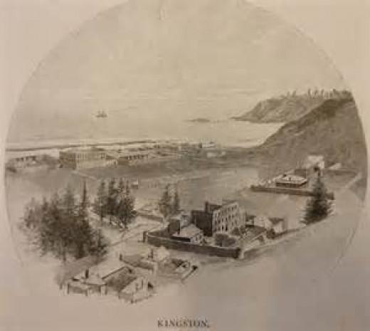 Norfolk Island Convict Settlement