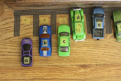 Fun and easy way to teach kids the alphabet