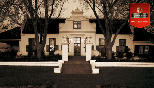 Nederburg Estate, The Manor House