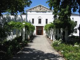KWV Estate, Paarl