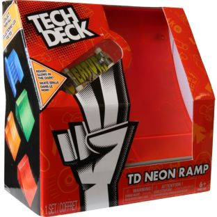 Tech Deck Neon Ramp