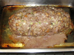 No Frills Meatloaf