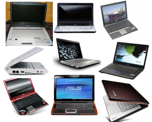 Evolution of Laptops