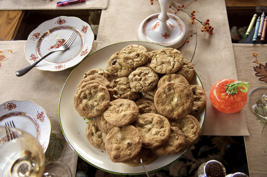 The Perfect Cookies to Take to Thanksgiving Dinner with You