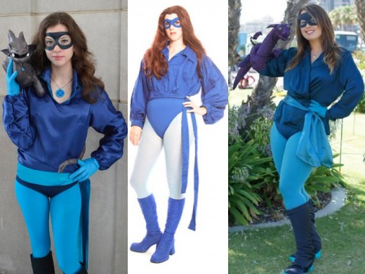 Shadowcat Cosplay Costume