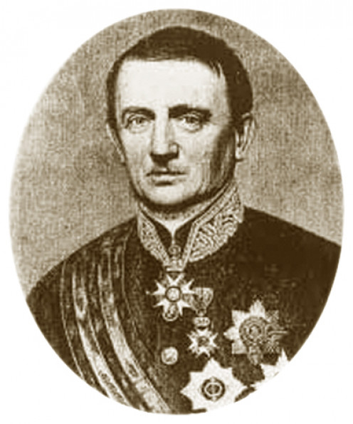 Marie-Victor, baron de Tornaco (1805 - 1875), Prime Minister of Luxembourg from 1860 to 1867
