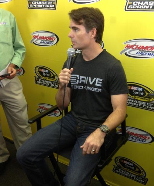 Gordon won this race last season- can he do it again?