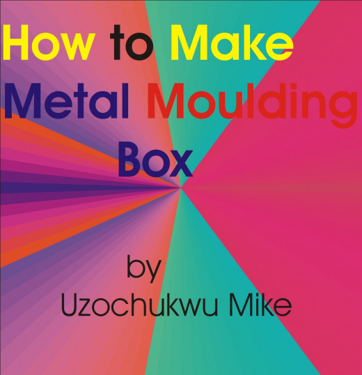 A picture that illustrates the topic on how to make metal moulding box