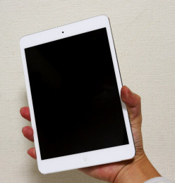Review: iPad Air or iPad Mini with Retina Display - That is here the question