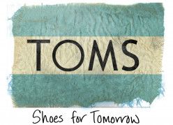 TOMS SHOES / Buy A Pair of Shoes & Donate Some Footwear