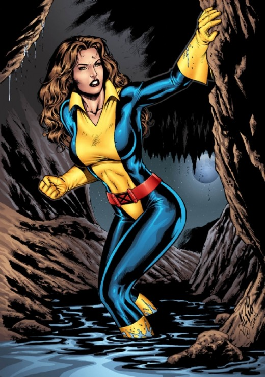 Original Kitty Pryde X-Men Costume Update