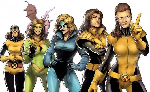 Kitty Pryde / Shadowcat Costume History