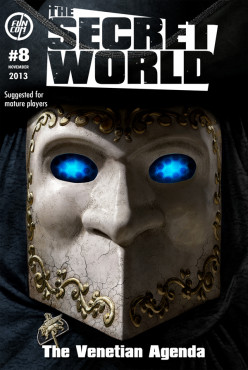 Game Review - 'The Secret World - The Venetian Agenda'