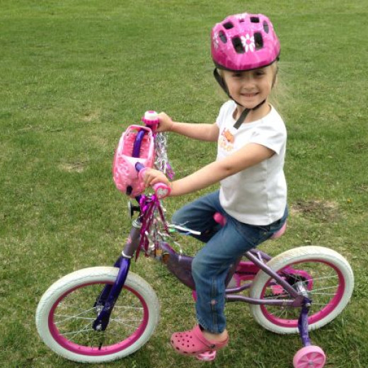 Huffy Girl's Disney Princess 21-inch Bike