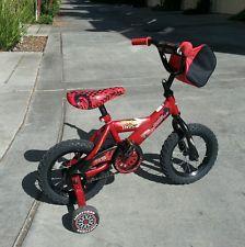 Huffy Boy's Disney Cars Bike, Trophy Grey/Black, 16-Inch