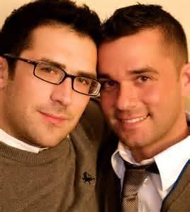 male couple