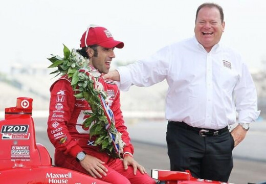 Franchitti won four championships and three Indy 500 titles. His departure leaves a hole for team owner Chip Ganassi