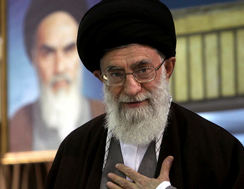 Khamenei, the head of Sedat