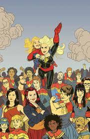 Captain Marvel # 17
