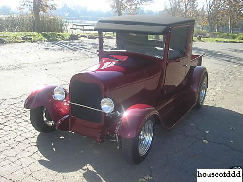 For Sale 1928 Ford Show Pickup Truck Complete Resto 30 32 HotRod 4