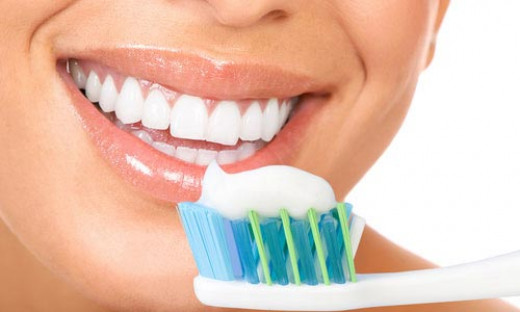 Peroxide helps to whiten your teeth and freshen your breath