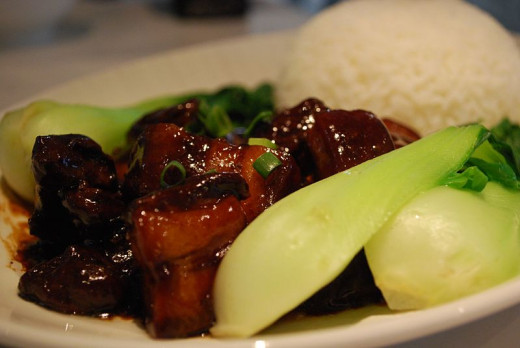 Caramelized pork is a wonderful ingredient for Pork Banh Mi , a ...