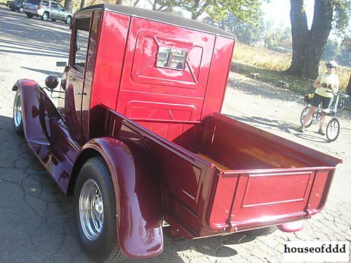 For Sale 1928 Ford Show Pickup Truck Complete Resto 30 32 HotRod 14