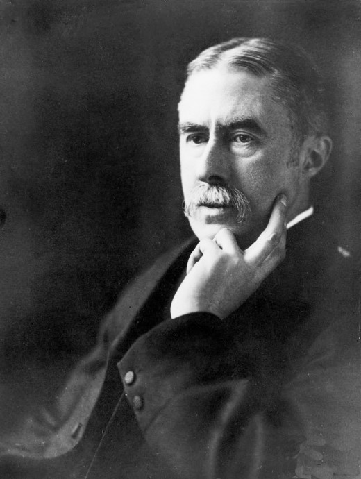 Alfred Edward Housman (1910)