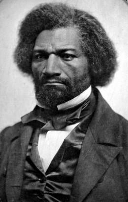 Frederick Douglass in 1856