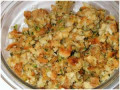 Carb Diva's Thanksgiving Day Stuffing