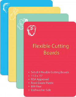 How To Use Flexible Cutting Boards To Prevent Cross Contamination In Your Kitchen