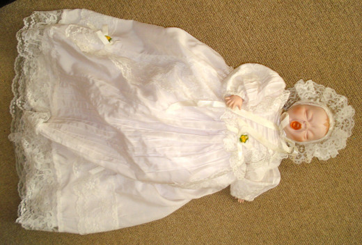 An Older Version of the Ever Popular Baby Doll