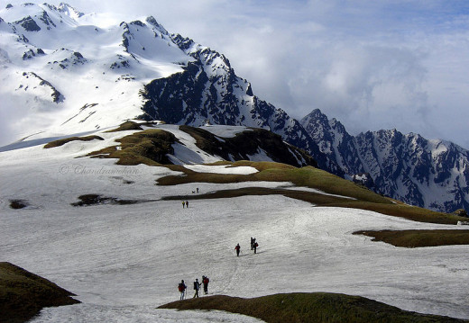 Indian Himalaya has been described as one of the best places in South Asian sub continent for adventure lovers.