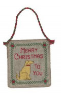 Free Christmas Cross Stitch Patterns Online
