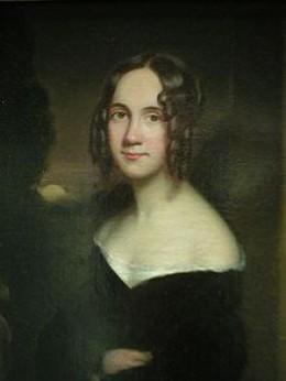 Sarah Josepha Hale, 1831, by James Reid