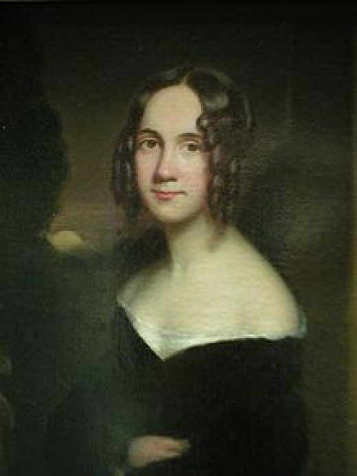 Sarah Josepha Hale, 1831, by James Reid
