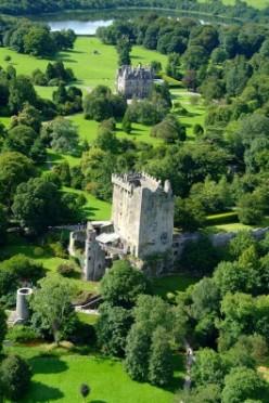 Blarney Castle House Lake