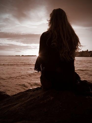 Solitude from Moyan Brenn flickr.com
