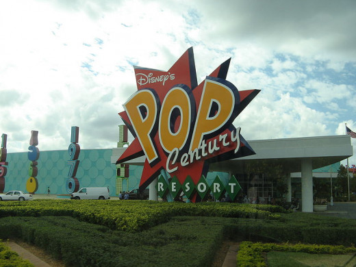 Pop Century is a great, value option for adults.