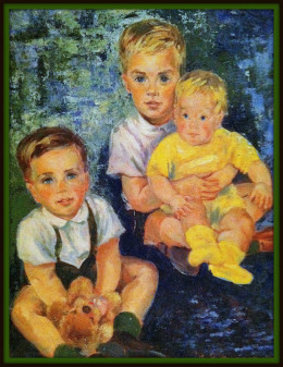 My Three Sons by Pat